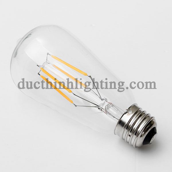 Bóng Đèn LED Edison ST64 - 4W