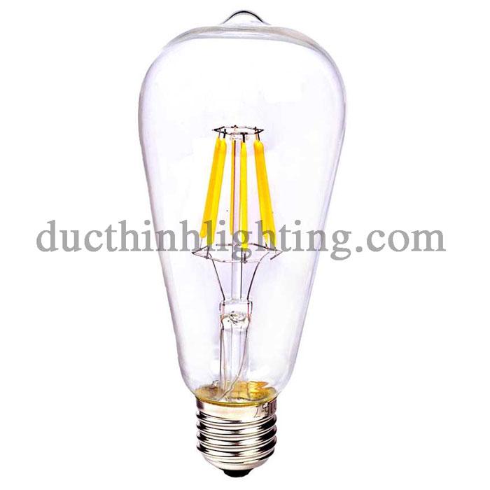 Bóng Đèn LED Edison ST64 - 6W
