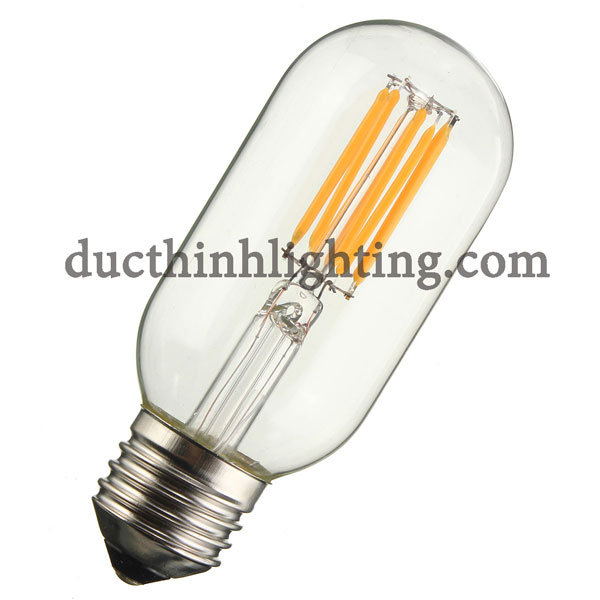 Bóng Đèn LED Edison T45 - 8W