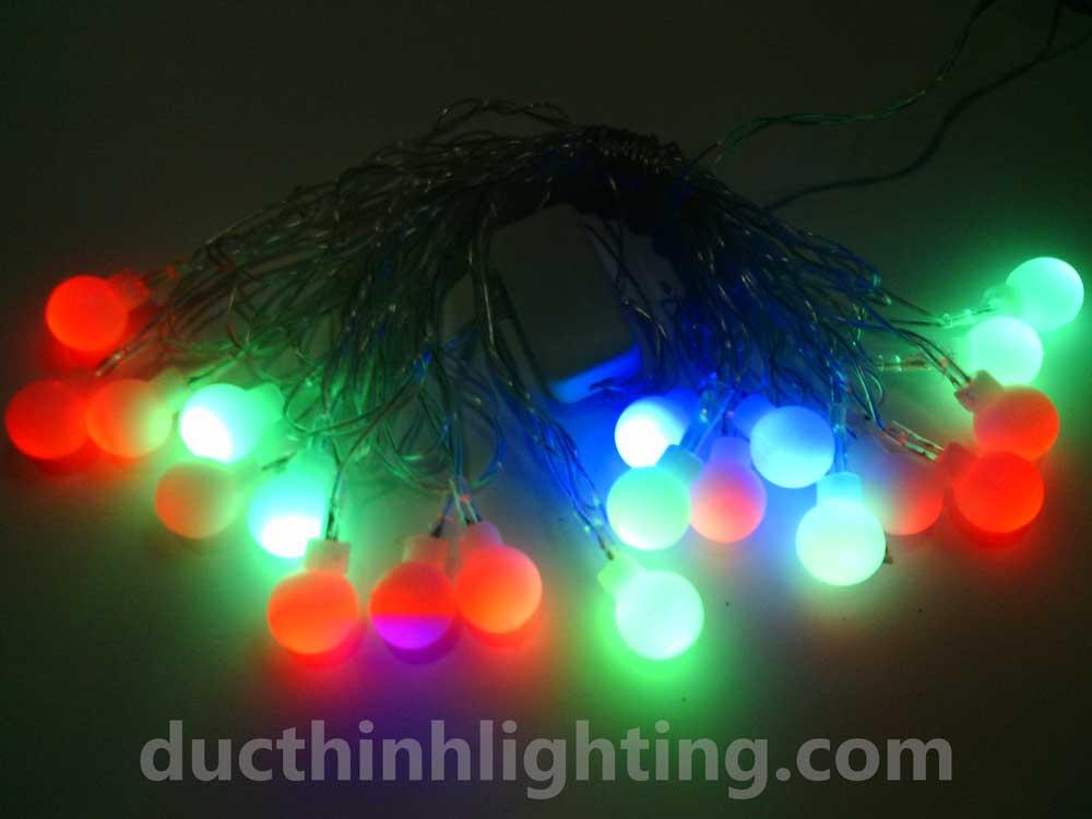 Dây Đèn Chớp LED Bi