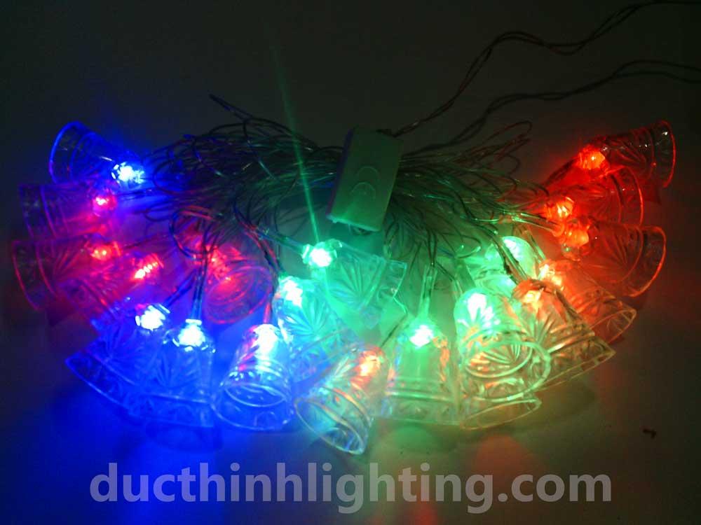 Dây Đèn Chớp LED Hình Quả Chuông