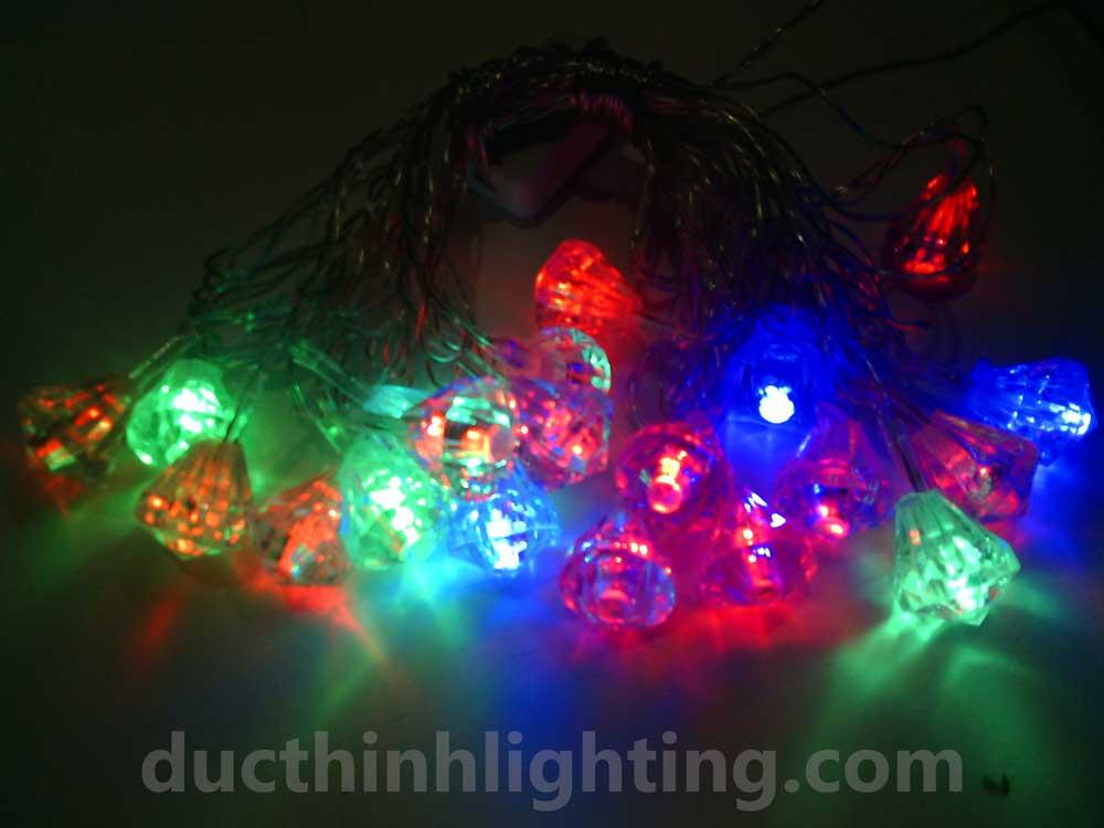 Dây Đèn Chớp LED Kim Cương