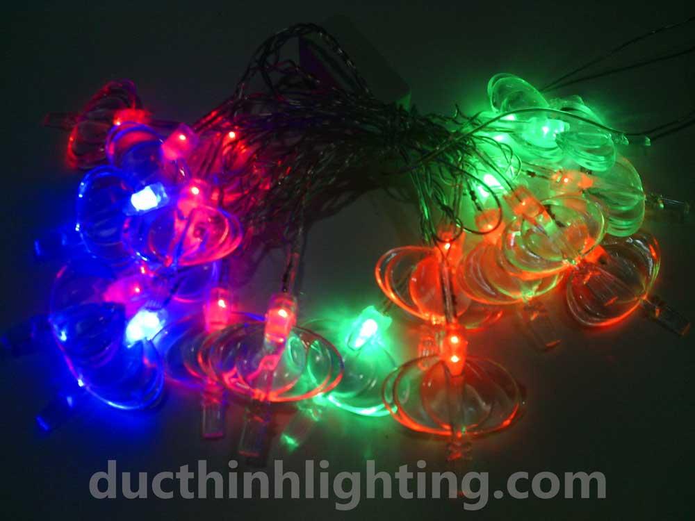 Dây Đèn Chớp LED Lồng Đèn