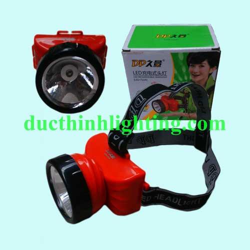 Đèn Pin Đội Đầu LED Siêu Sáng 772A
