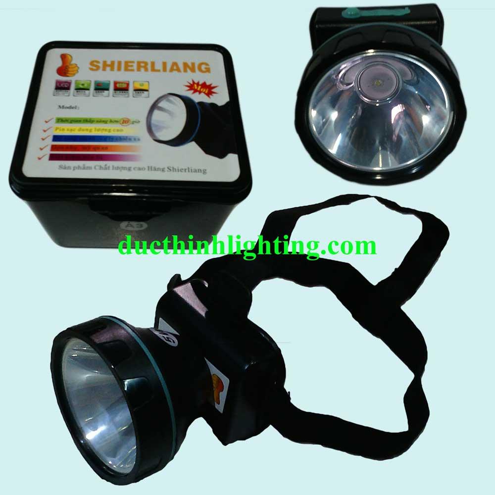 Đèn Pin Đội Đầu LED Siêu Sáng A3