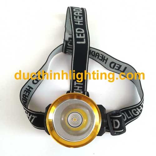Đèn Pin Đội Đầu LED Siêu Sáng JDW-08