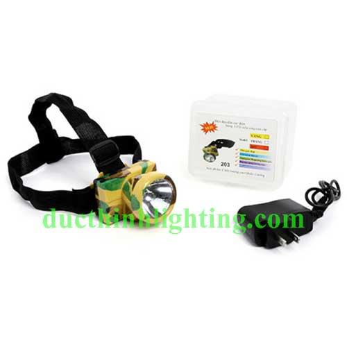 Đèn Pin Đội Đầu LED Siêu Sáng L203