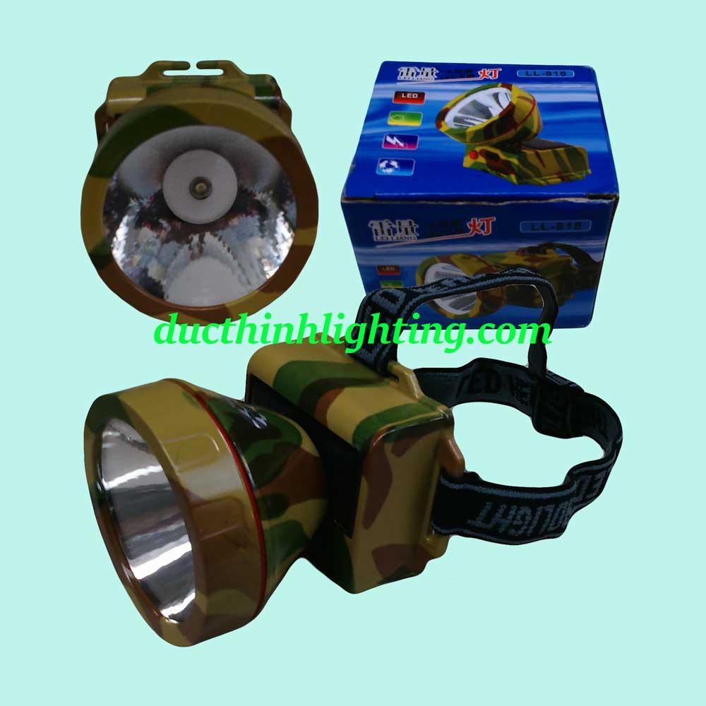 Đèn Pin Đội Đầu LED Siêu Sáng LL-818
