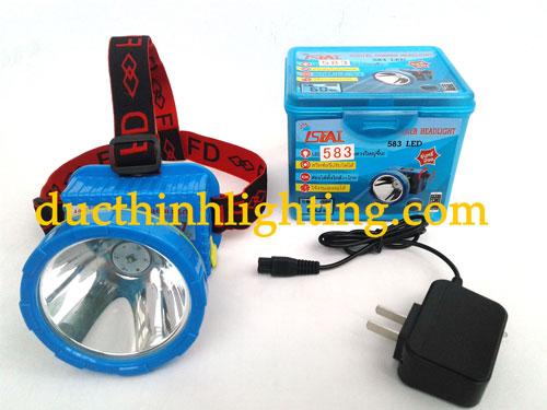 Đèn pin đội đầu LED siêu sáng Thái Lan 583