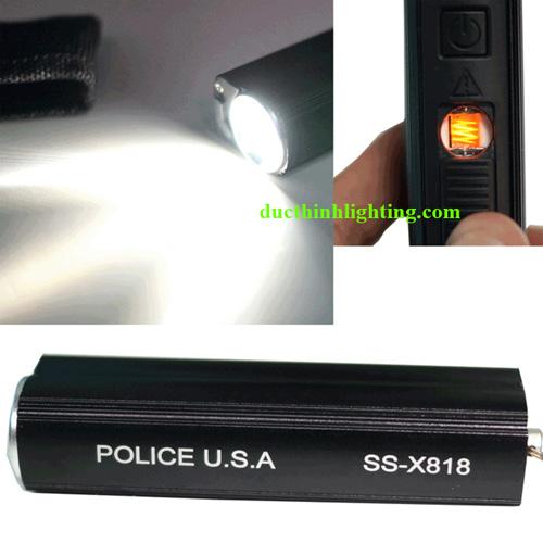 Đèn Pin LED Siêu Sáng Đa Năng