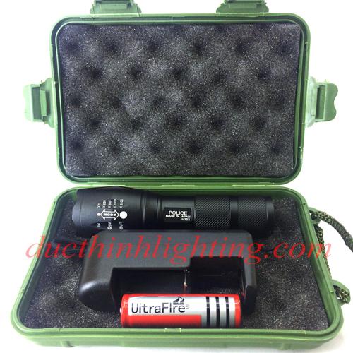 Đèn Pin LED Siêu Sáng POLICE H352