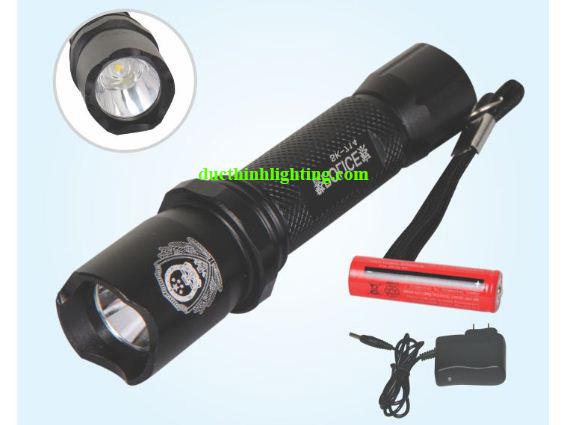 Đèn Pin LED Siêu Sáng POLICE USA