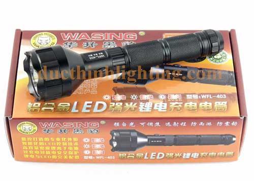 Đèn Pin Led Siêu Sáng WFL-403