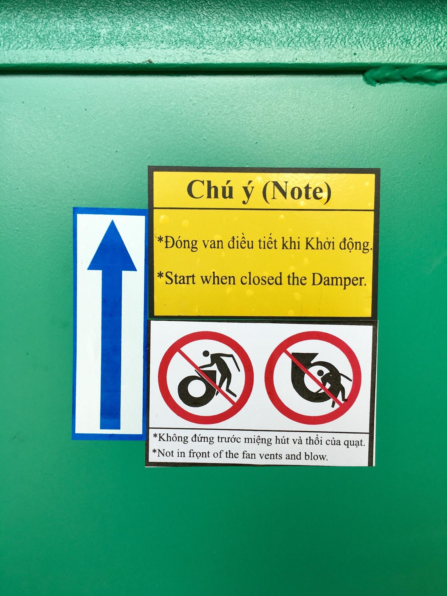 Quạt ly tâm phòng nổ Việt Hung - Lắp động cơ phòng nổ Việt Hung