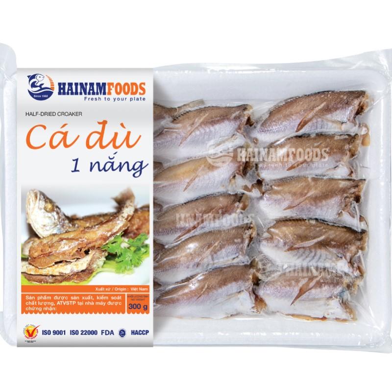 Cá Đù 1 Nắng - Hải Sản Sạch Phan Thiết - HAINAMFOODS