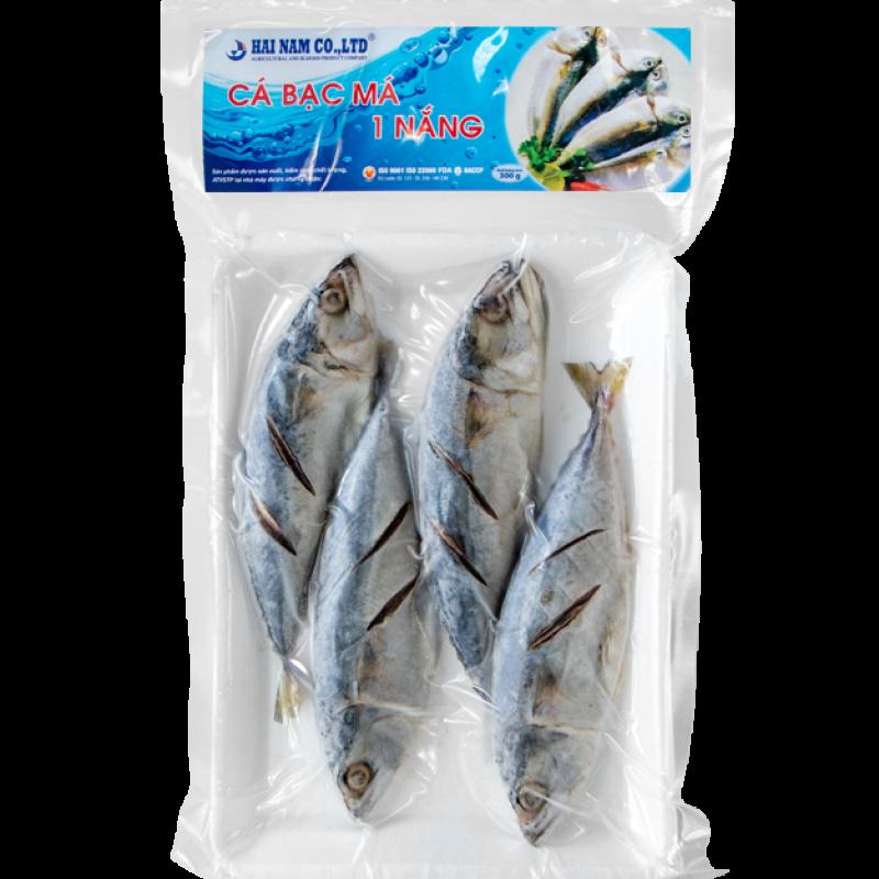 Cá Bạc Má 1 Nắng - Hải Sản Sạch Phan Thiết - HAINAMFOODS