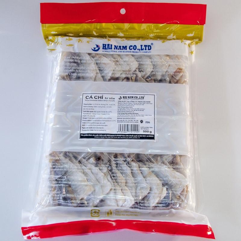 Cá Chỉ Khô Xẻ Tẩm - Hải Sản Sạch Phan Thiết Uy Tín Chất Lượng