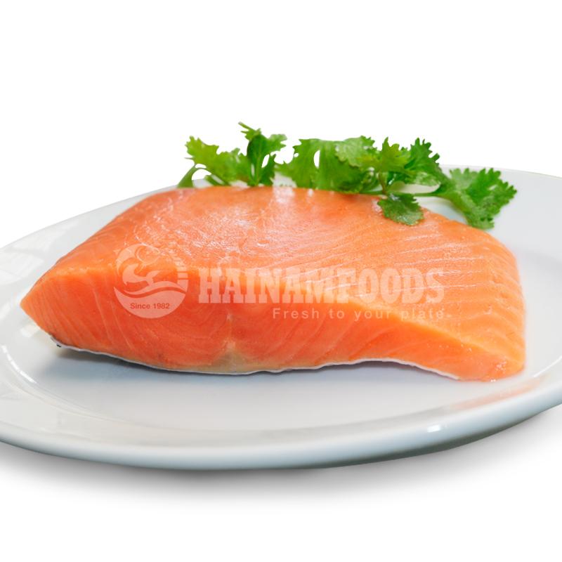 Cá Hồi Cắt Fillet Portion - Hải Sản Sạch Phan Thiết