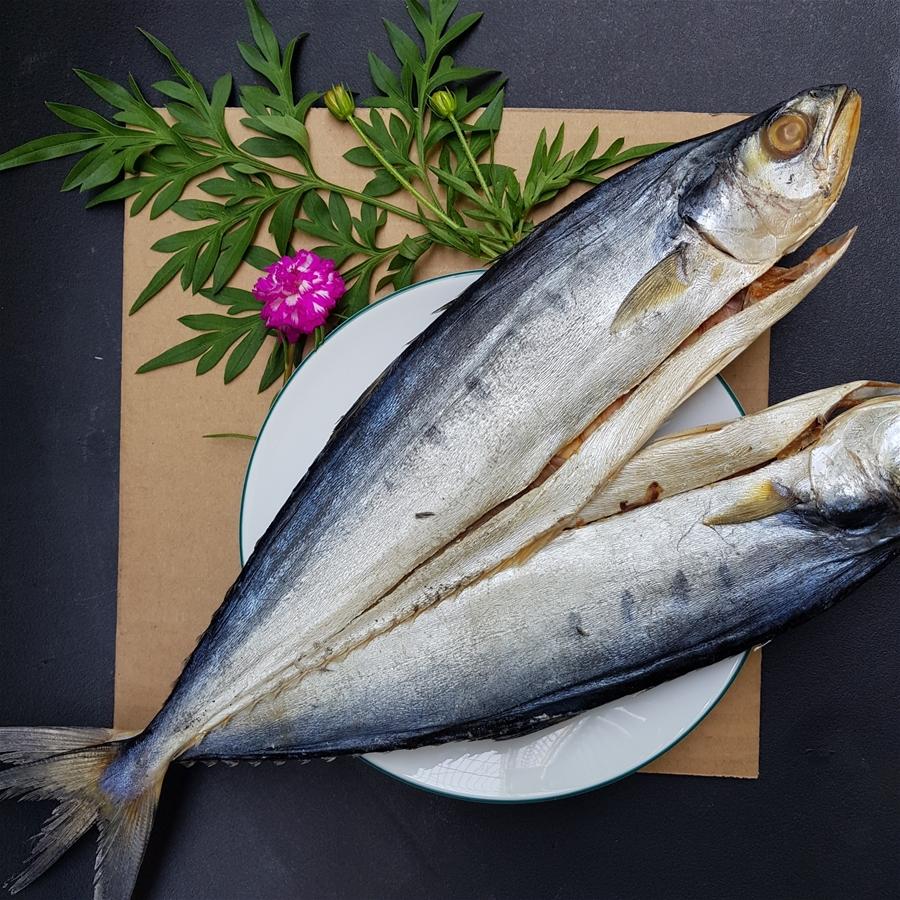 Khô Cá Thu Con (Cá Thu Ảo) - Hải Sản Khô - Hải Sản Sạch Phan Thiết