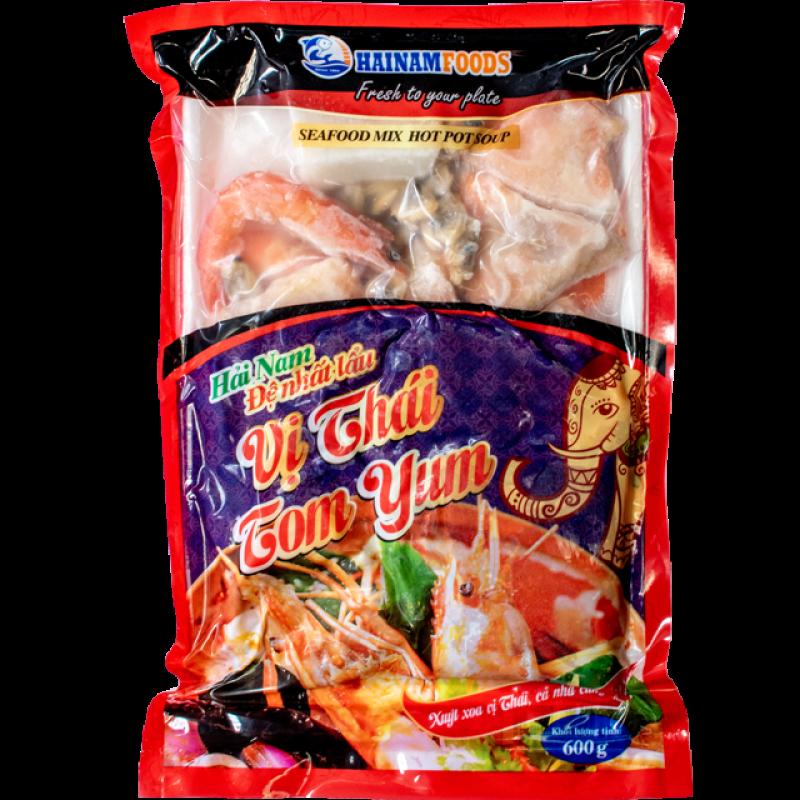 Lẩu Thái Tomyum - Hải Sản Sạch Phan Thiết - HAINAMFOODS
