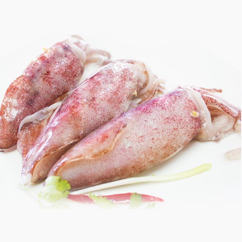 Mực Ống Nhồi Thịt - Hải Sản Sạch Phan Thiết Sạch Tươi Ngon