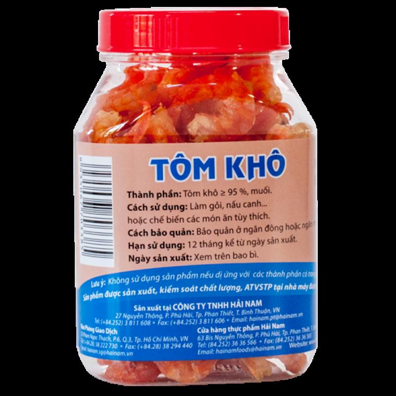 Tôm Khô Size XL - Hải Sản Sạch Phan Thiết Uy Tín Chất Lượng