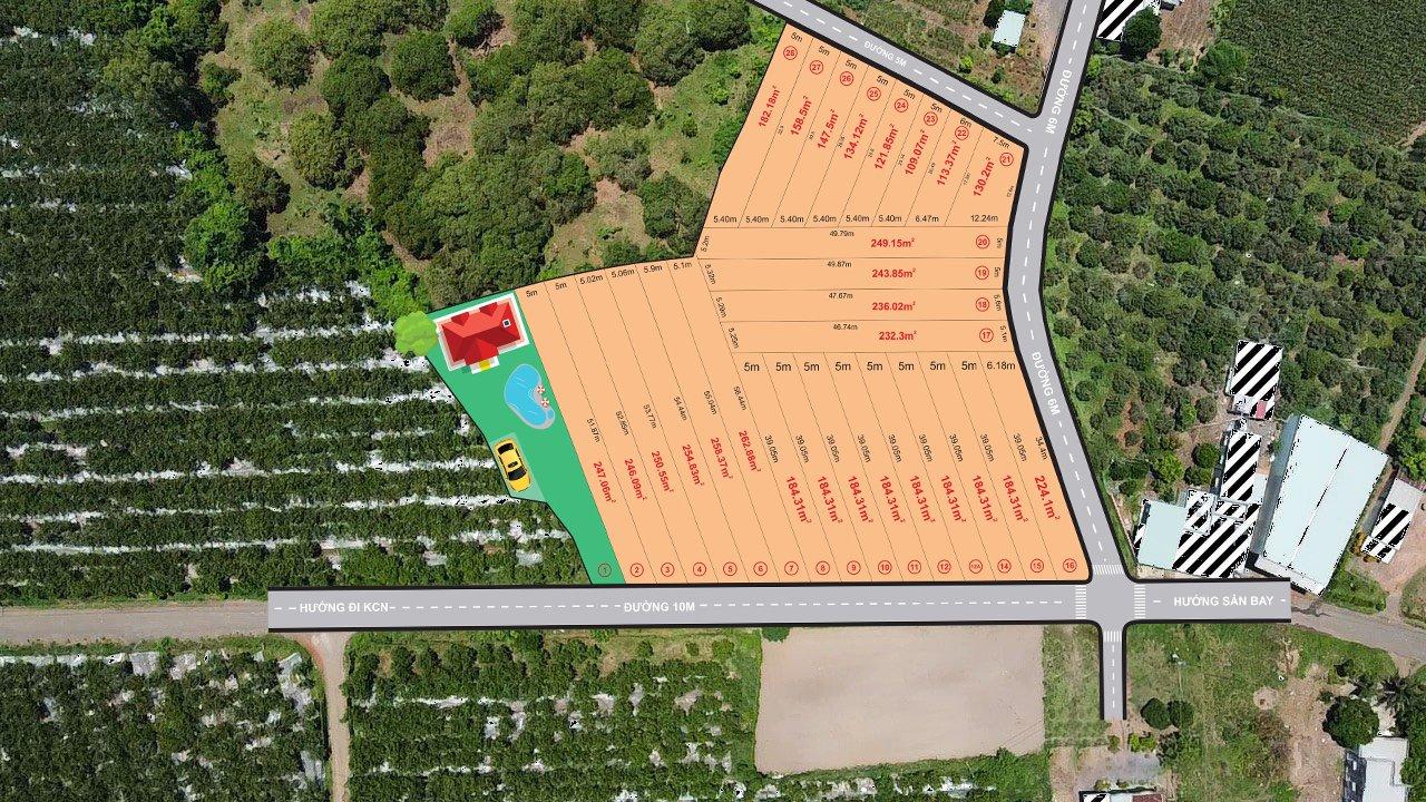 Khu dân cư - đất nền - dự án - ký gửi - mua bán - pháp lý - nhà phố - shphouse - Khu dân cư Lộc An Riverside Xã Láng Dài - Huyện Đất Đỏ