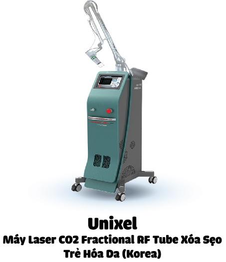 Máy Laser Unixel RF