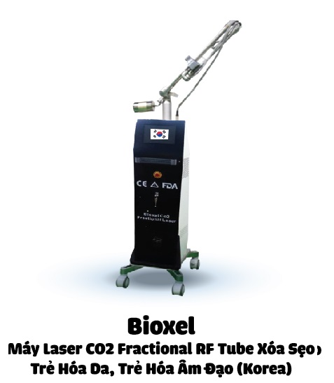 Máy Laser Co2 Bioxel