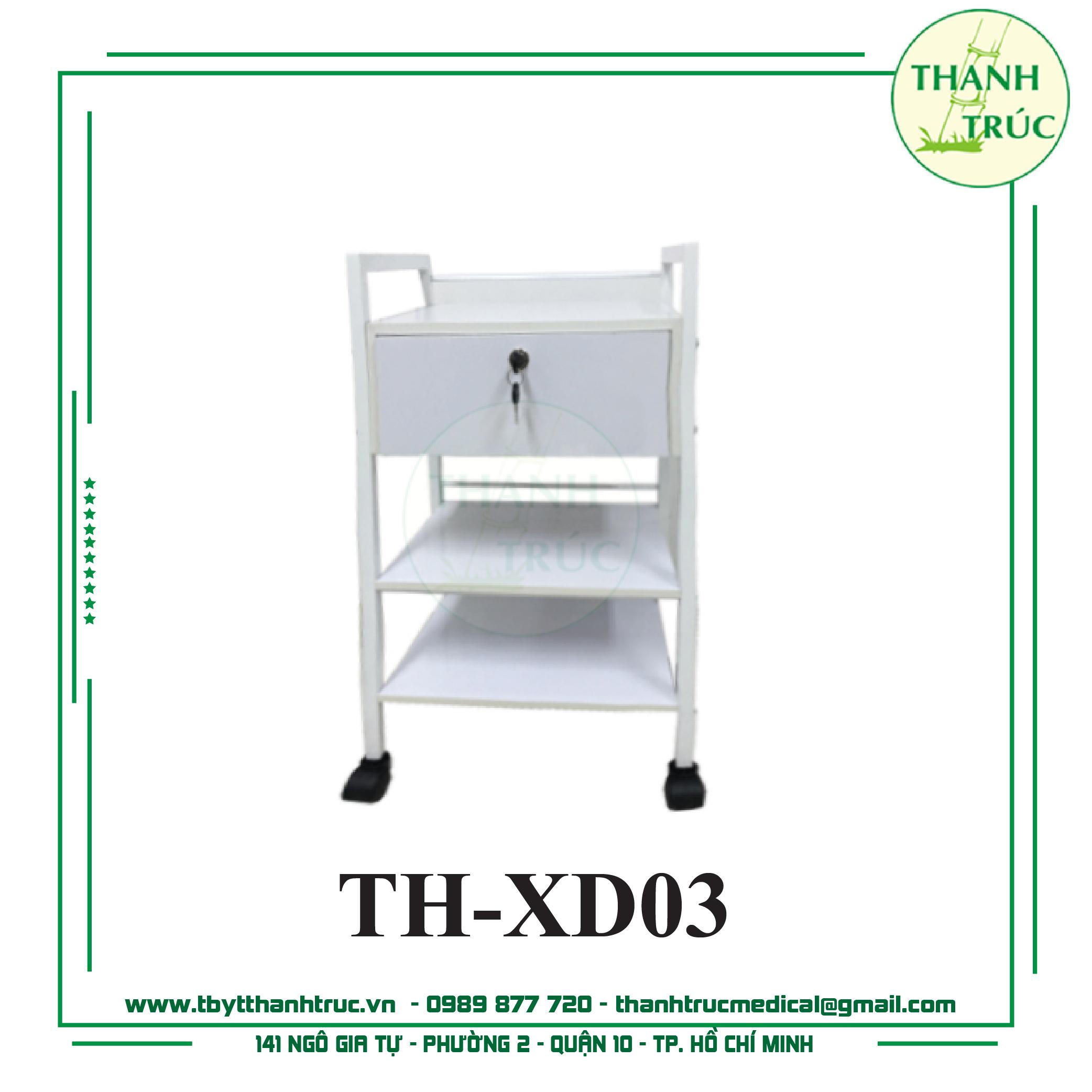 Xe Đẩy TH-XD03