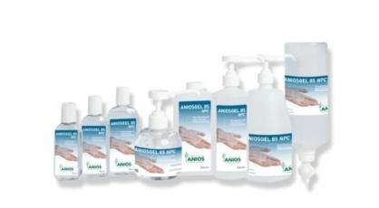 Dung dịch rửa tay khô sát khuẩn Anios Gel 500ml
