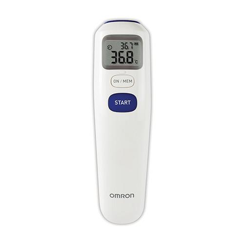 Nhiệt kế đo Trán Corona Omron MC-720