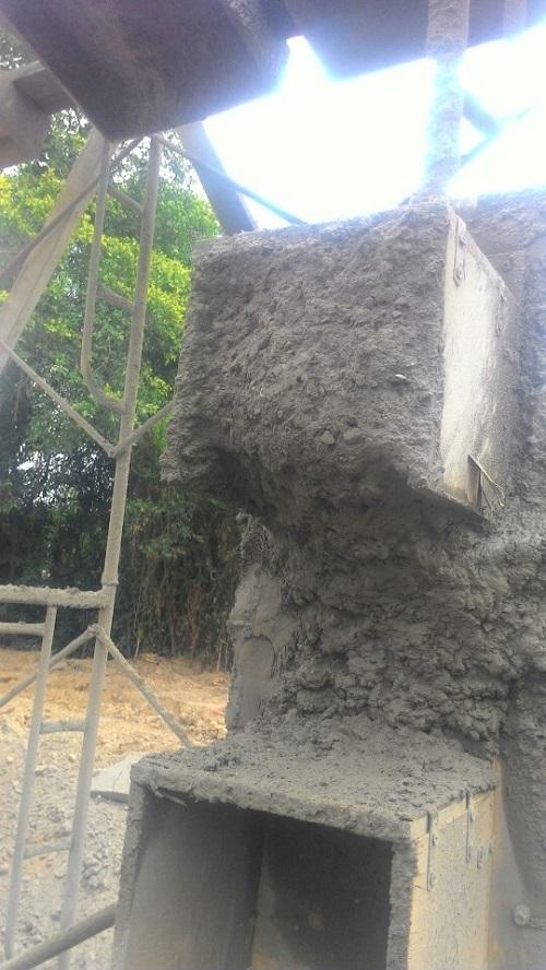 Phụ gia bê tông phun khô LB-SHOTCRETE B