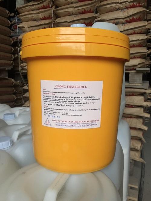 Chống thấm polymer đa dụng LB-01 L