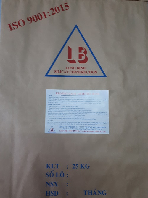 Keo chà ron LB-09 Tilejoint