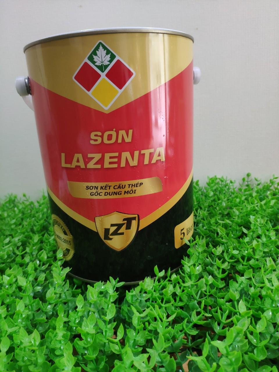 Sơn phủ epoxy lazenta