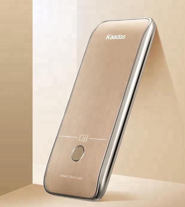 Khóa cửa điện tử KAADAS R7 ( Gold )