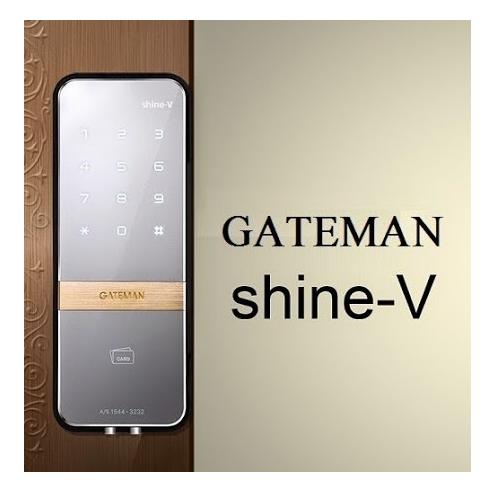 Khóa cửa điện tử Gateman SHINE V