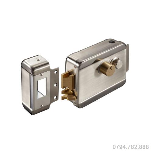 Bộ khóa cổng vân tay-Thẻ Từ-Mã Số MITA F01