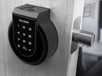 Khóa Cửa Vân Tay SECURAM Smart Touch