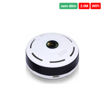 Camera IP Wifi SmartZ SCR3603 2.0 Megapixel