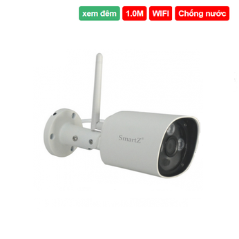 Camera IP Wifi SmartZ SCF1025 1.0 Megapixel