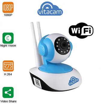 Camera IP Wifi Vitacam VT1080 2.0Megapixel