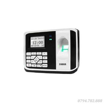Máy chấm công vân tay thẻ cảm ứng RONALD JACK 5000AID