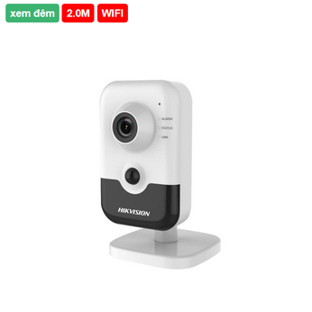 Camera IP Wifi Hikvision DS-2CD2423G0-IW 2.0 Megapixel