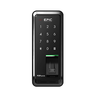 Khóa cửa điện tử EPIC POPScan
