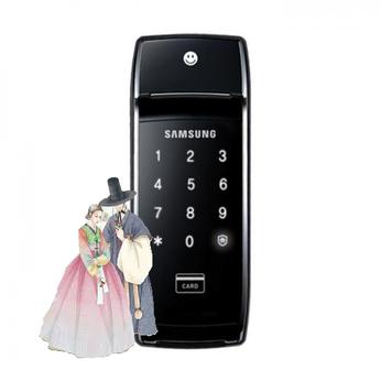 Khóa cửa điện tử SAMSUNG SHS-2320
