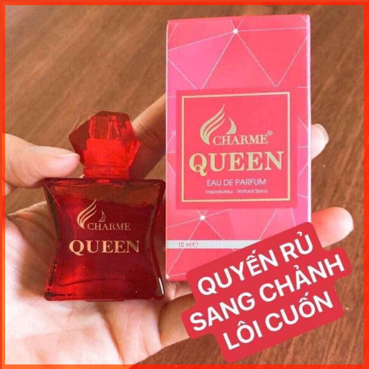 Nước Hoa Charme Mini 10ml Cho Nam Và Nữ✅Kèm Ưu Đãi Hot