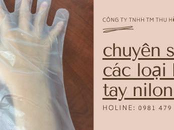 Mua găng tay pe dùng 1 lần chế biến thực phẩm giá rẻ TpHCM
