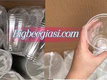 Ly nhựa PET - ly nhựa PP là gì? Địa chỉ phân phối sỉ ly nhựa dùng 1 lần TP.HCM